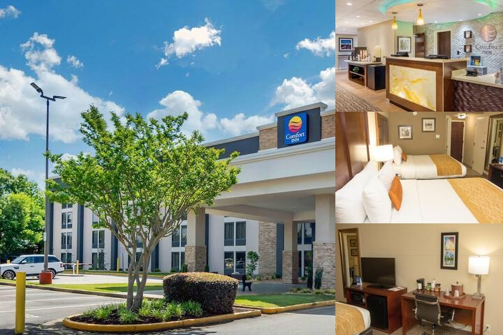 Comfort Inn Atlanta Airport photo collage