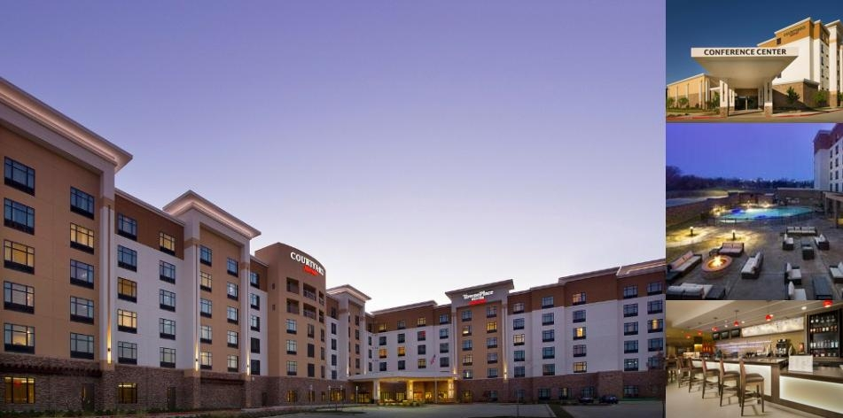 Towneplace Suites By Marriott Dallas Dfw Airport N Grapevine Tx 2200 B Pro Court 76051