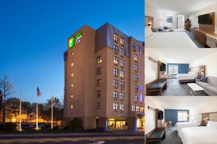 Holiday Inn Express & Suites Boston Cambridge photo collage