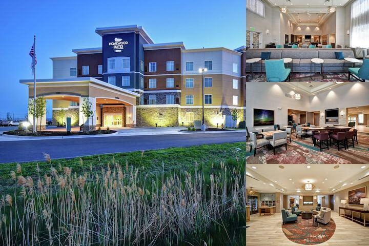 Homewood Suites by Hilton Salt Lake City Airport photo collage