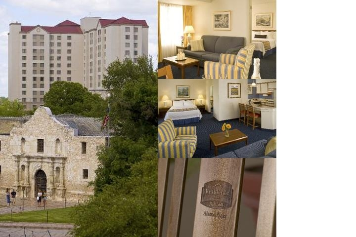 The Residence Inn Alamo Plaza photo collage