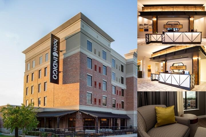 Hotel Indigo Hattiesburg photo collage