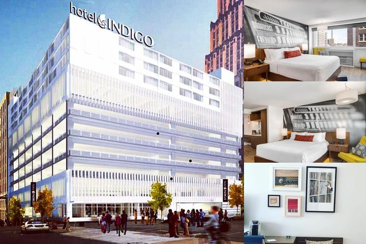 Hotel Indigo Memphis Downtown photo collage