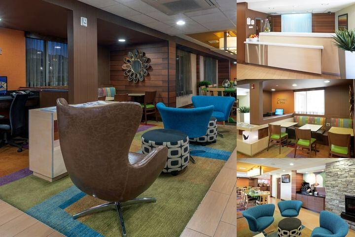 Fairfield by Marriott Salt Lake City South photo collage