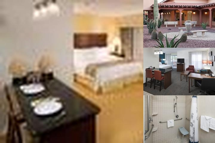 Residence Inn by Marriott Tucson Airport photo collage