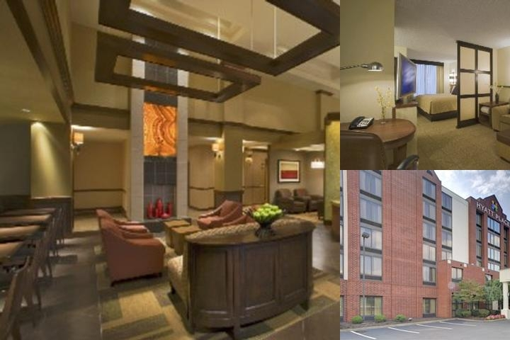 Hyatt Place Pittsburgh Airport photo collage
