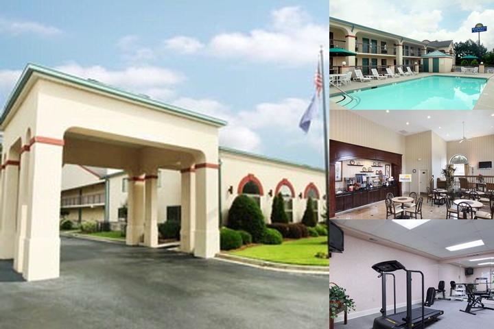 Comfort Inn Airport photo collage
