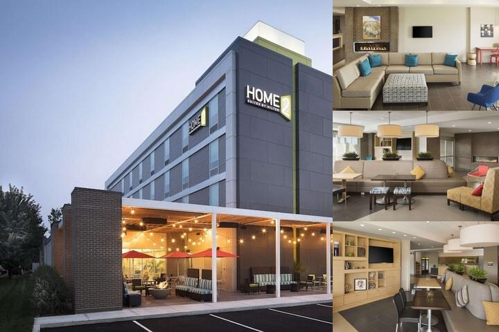 Home2 Suites by Hilton Mishawaka photo collage