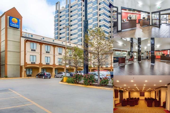 Comfort Inn Suites Love Field Dallas Market Center Dallas Tx