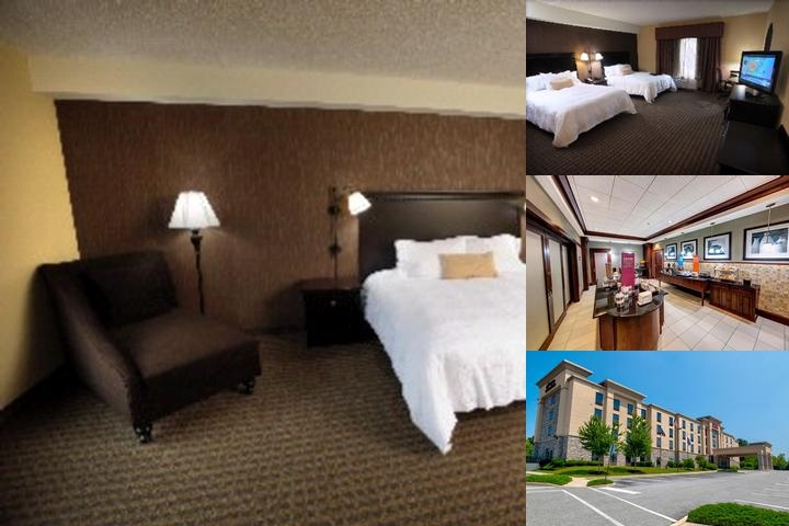 Hampton Inn & Suites Chadds Ford photo collage