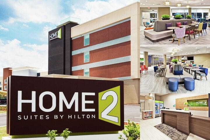 Home2 Suites by Hilton Colonnade photo collage
