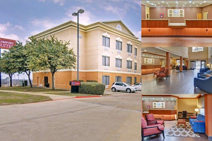 Comfort Suites Roanoke Tx photo collage
