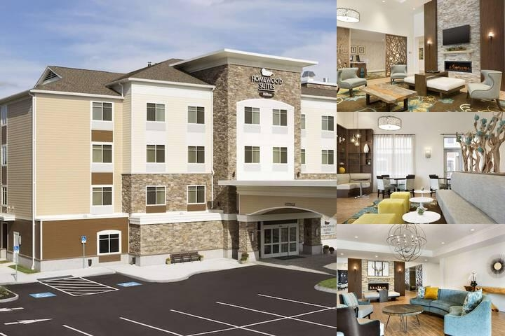 Homewood Suites by Hilton Augusta photo collage