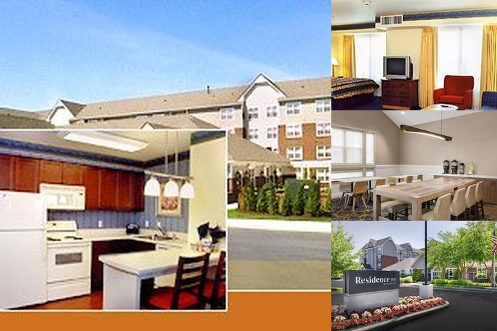 Poughkeepsie Residence Inn photo collage