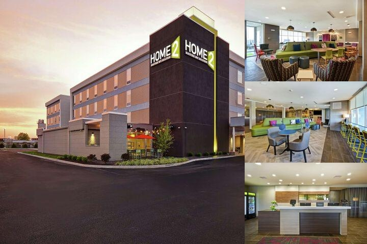 Astonishing Home2 Suites By Hilton Terre Haute Terre Haute In 2625 Download Free Architecture Designs Viewormadebymaigaardcom
