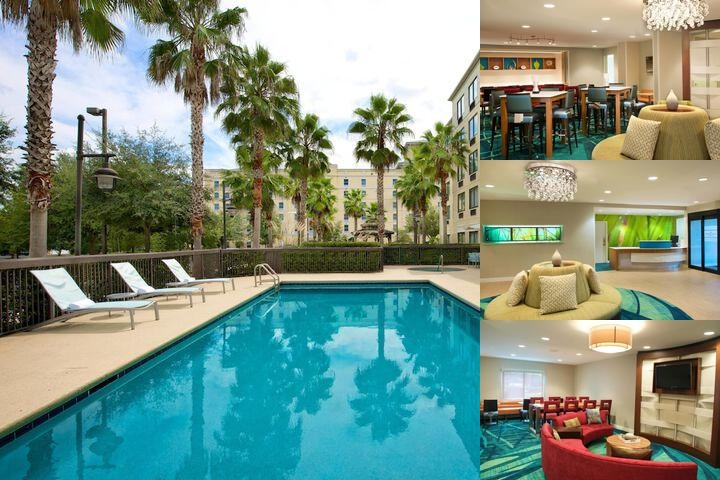 Springhill Suites Jacksonville photo collage