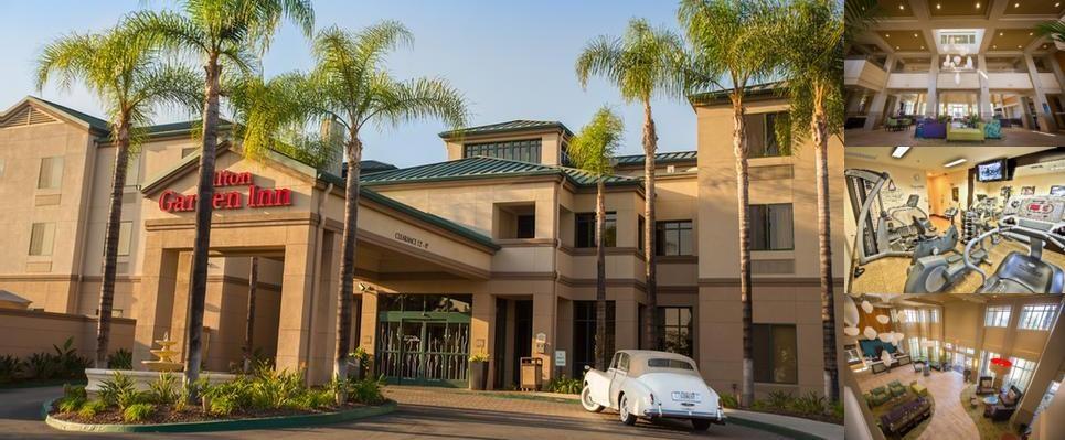 Hilton Garden Inn Los Angeles Montebello Ca 801 North Via San Clemente 90640