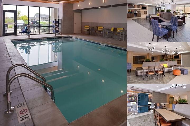 Home2 Suites by Hilton Merrillville photo collage
