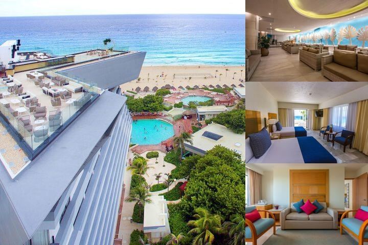 Park Royal Cancún All Inclusive photo collage