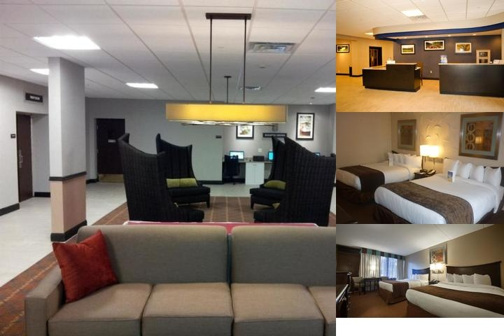 SureStay Plus Hotel by Best Western Albany Airport photo collage