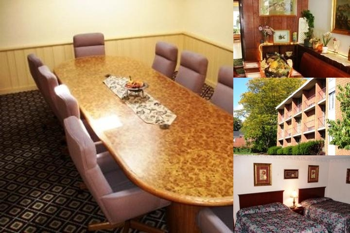 Sewickley Country Inn photo collage