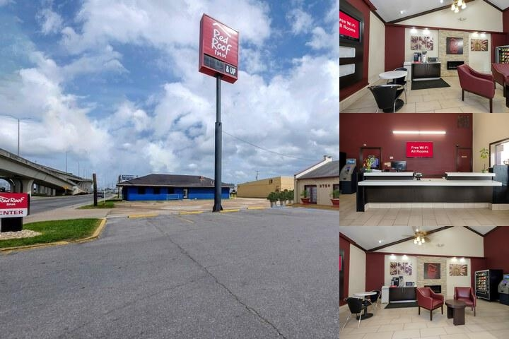 Red Roof Inn New Orleans - Westbank photo collage