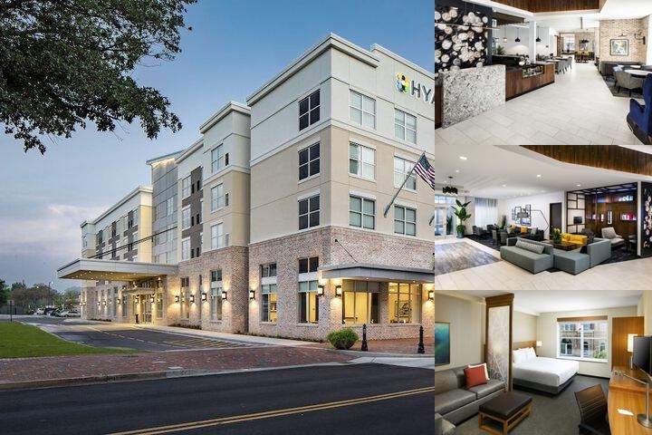 Hyatt Place Sumter / Downtown photo collage