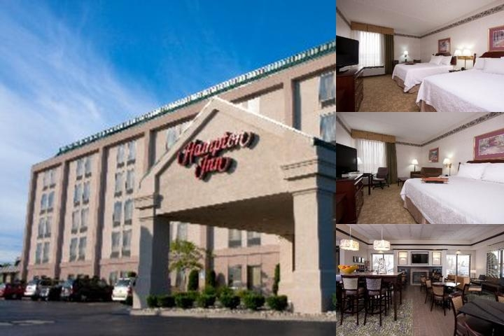 Hampton Inn Buffalo South / I 90 photo collage
