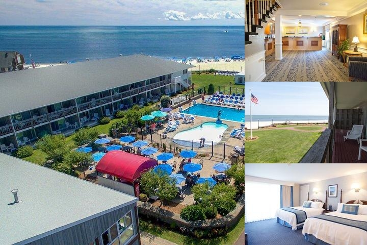 Red Jacket Beach Resort photo collage