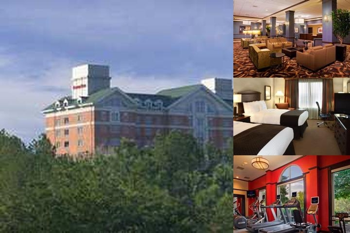 Doubletree by Hilton Atlanta Roswell photo collage