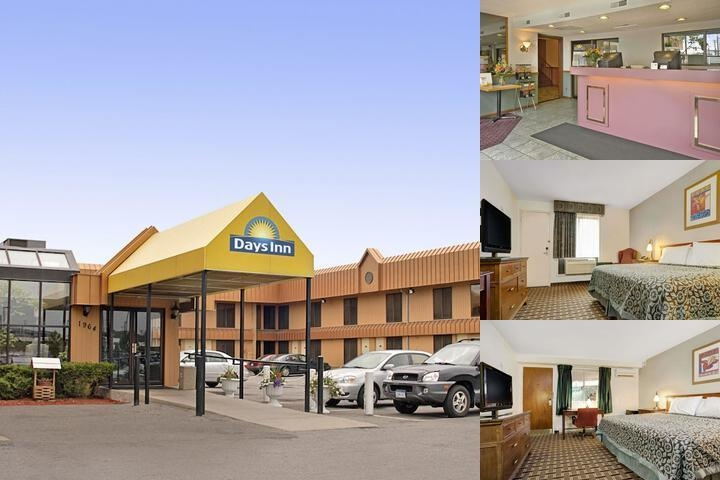 Days Inn by Wyndham St. Paul Minneapolis Midway photo collage