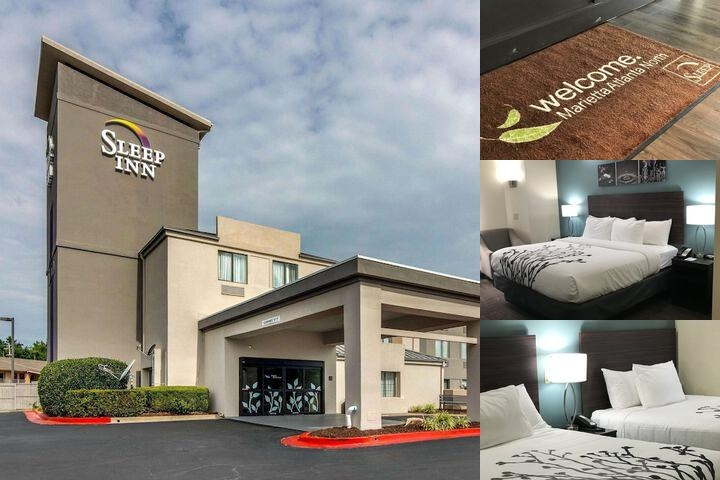Ramada Marietta photo collage