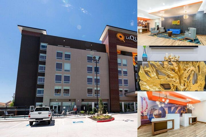La Quinta Inn & Suites Oklahoma City Airport by Wyndham photo collage