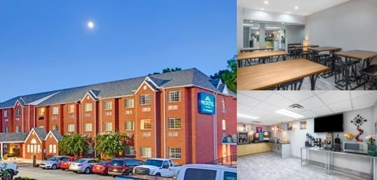 Microtel Inn & Suites by Wyndham Stockbridge / Atlanta I 75 photo collage