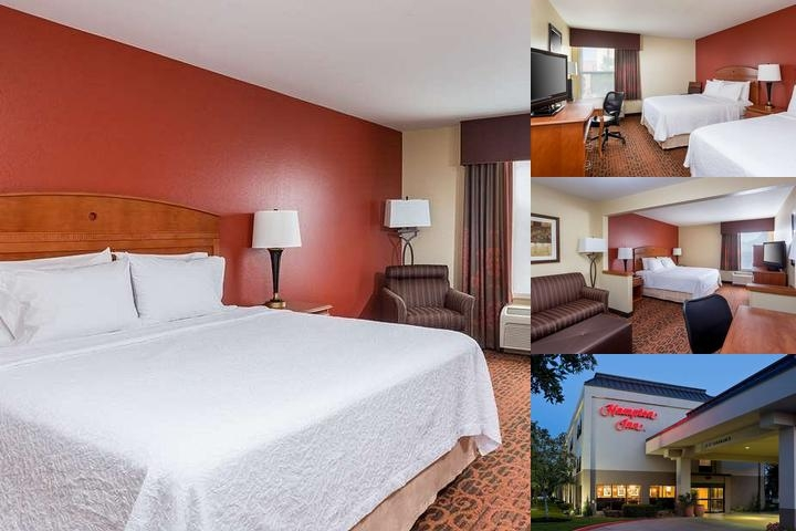 Hampton Inn Stafford photo collage