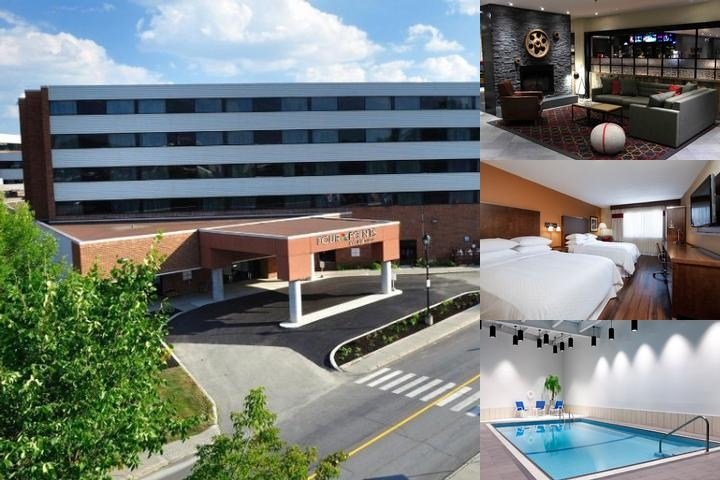 Four Points by Sheraton Edmundston photo collage