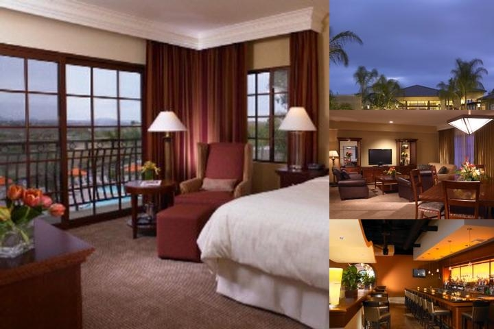 Sheraton Carlsbad Resort & Spa photo collage
