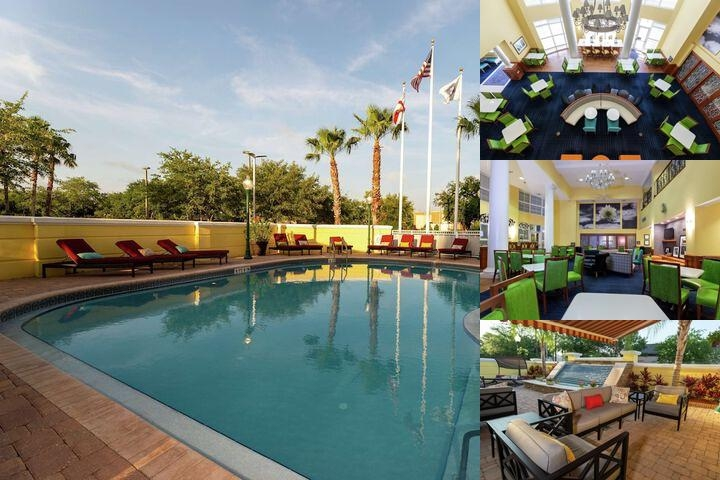 Hampton Inn & Suites Jacksonville Deerwood Park photo collage