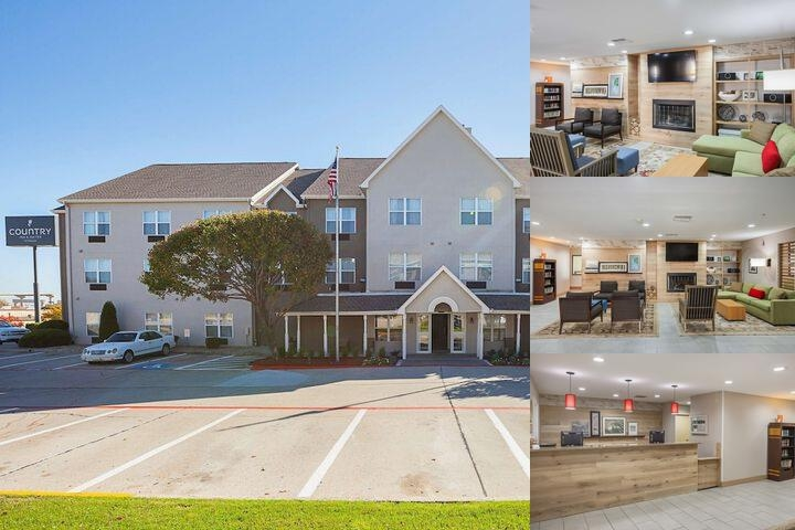 Country Inn & Suites Lewisville photo collage