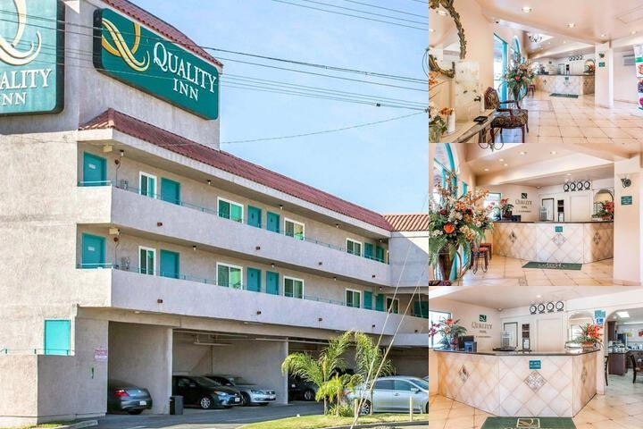 Quality Inn Burbank Airport photo collage