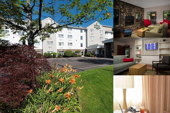 Country Inn & Suites Portland Airport photo collage