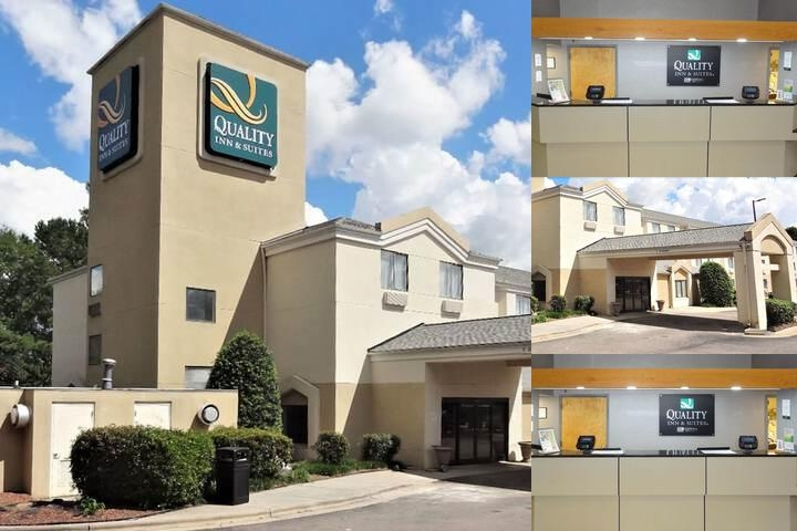 Quality Inn & Suites Raleigh North photo collage