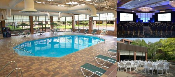 Delta Hotels by Marriott Racine photo collage