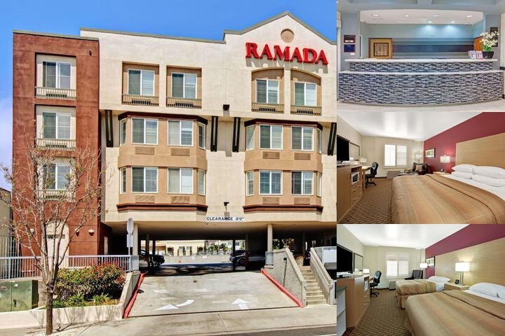 Ramada Limited San Francisco Airport North photo collage