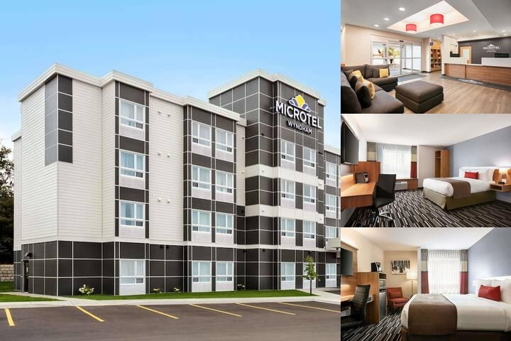 Microtel Inn & Suites by Wyndham Val D Or photo collage