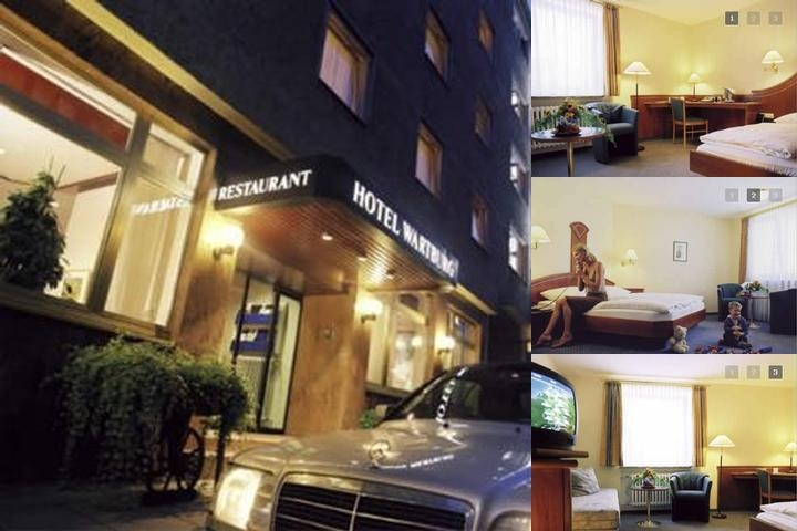 Top Vch Hotel Wartburg Stuttga photo collage