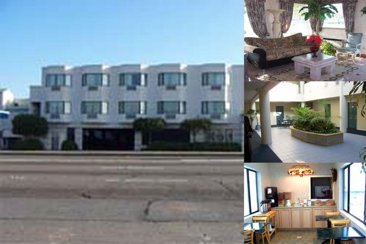 Ramada by Wyndham San Bruno Sfo Airport photo collage