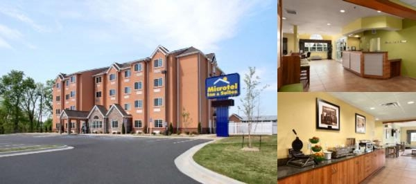 Microtel Inn & Suites by Wyndham Tuscumbia / Muscle Shoals photo collage