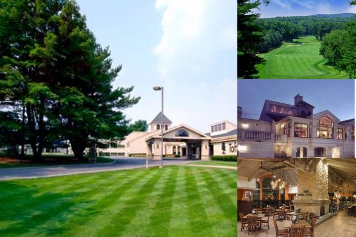 Toftrees Golf Resort & Conference Center photo collage