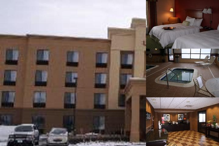 Hampton Inn & Suites Casper photo collage